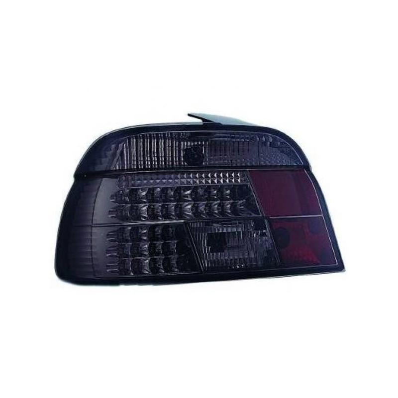 Feux arrières LED noir Bmw E39 Berline 95-00 4 portes