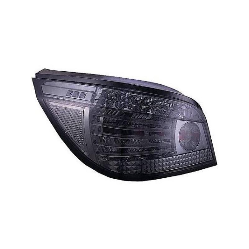 Feux arrières LED noir + CELIS Bmw E60 03-07