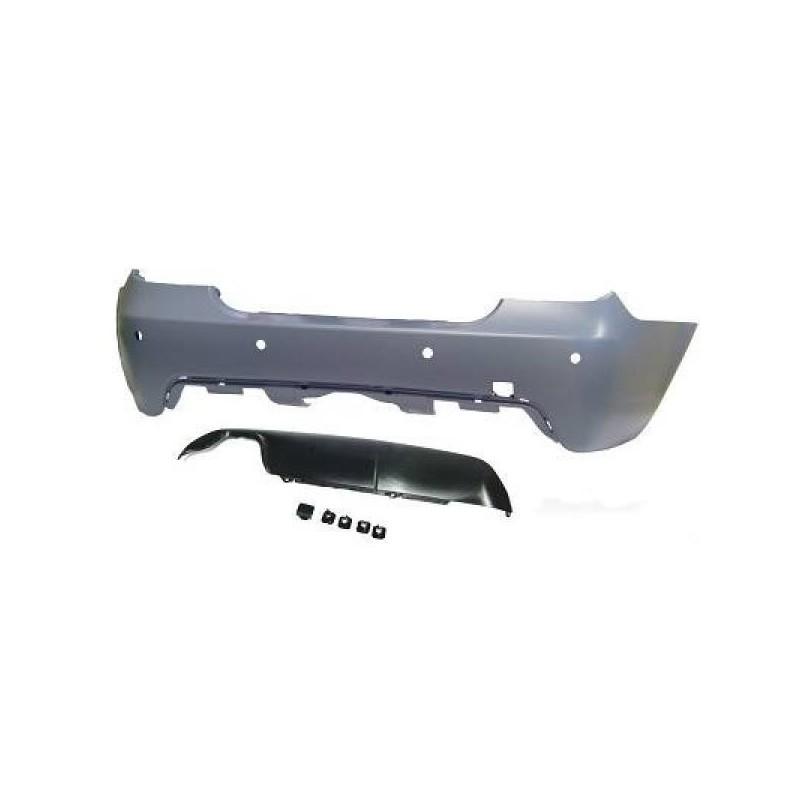 Pare-chocs arrière design pour PDC Bmw E60 Berline 03-07